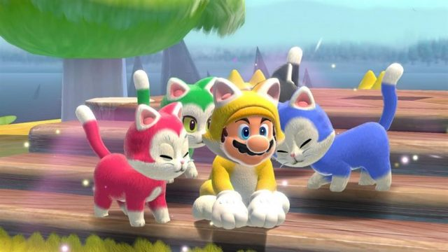 """Super Mario 3D World"" llega a Switch renovado con modo multijugador"